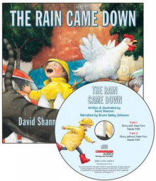 The Rain Came Down av David Shannon (Blandet mediaprodukt)