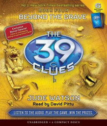 Beyond the Grave av Jude Watson (Lydbok-CD)