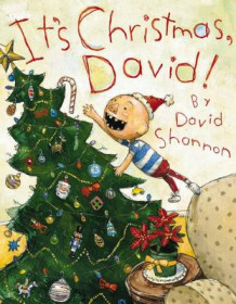 It's Christmas, David! av David Shannon (Innbundet)