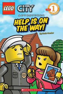 Lego City Adventures: Help Is on the Way! av Sonia Sander (Heftet)