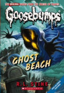 Ghost Beach av R L Stine (Heftet)
