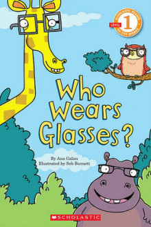 Who Wears Glasses? av Ana Galan (Heftet)