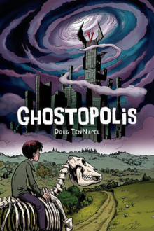 Ghostopolis av Doug Tennapel (Heftet)