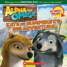 Kate and Humphrey's Big Adventure/All about Wolves av Rebecca McCarthy (Heftet)