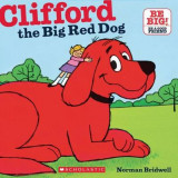Omslag - Clifford the Big Red Dog
