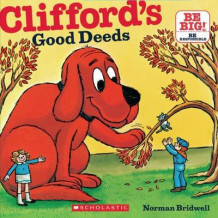 Clifford's Good Deeds (Heftet)