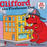Omslag - Clifford the Firehouse Dog