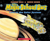 Omslag - Magic School Bus: Lost in the Solar System