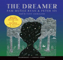The Dreamer av Pam Munoz Ryan og Peter Sis (Lydbok-CD)
