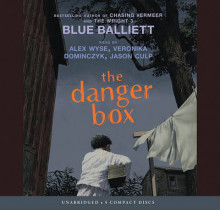 The Danger Box av Blue Balliett (Lydbok-CD)