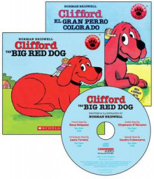 Clifford the Big Red Dog av Norman Bridwell (Blandet mediaprodukt)