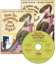 How Do Dinosaurs Say Good Night? av Jane Yolen (Blandet mediaprodukt)