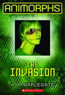 The Invasion av K. A. Applegate (Heftet)