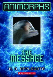 The Message av Katherine A Applegate (Heftet)