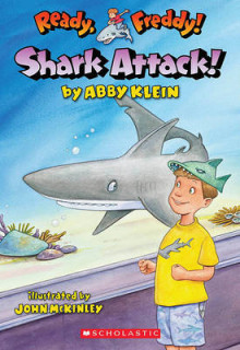 Ready, Freddy! #24: Shark Attack! av Abby Klein (Heftet)