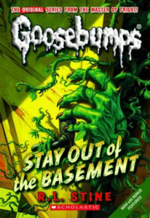 Goosebumps: Stay Out of the Basement av R L Stine (Heftet)