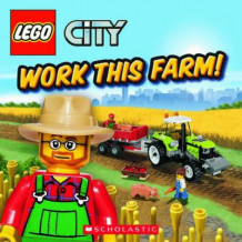 Lego City: Work This Farm! av Michael Anthony Steele (Heftet)