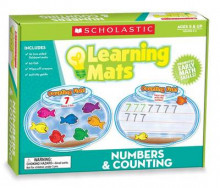 Numbers & Counting Learning Mats av Scholastic Teaching Resources (Heftet)