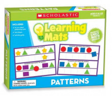 Patterns Learning Mats av Scholastic Teaching Resources (Heftet)