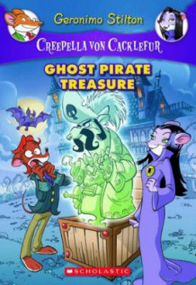 Ghost Pirate Treasure av Geronimo Stilton (Heftet)
