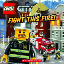 Lego City: Fight This Fire! av Michael Anthony Steele (Heftet)