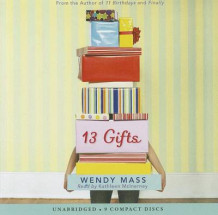 13 Gifts av Wendy Mass (Lydbok-CD)