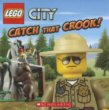 Lego City: Catch That Crook! av Michael Anthony Steele (Heftet)