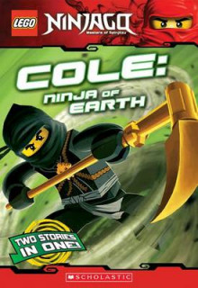 LEGO Ninjago: Cole: Ninja of Earth (Chapter Book) av Greg Farshtey (Heftet)