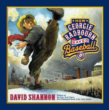 How Georgie Radbourn Saved Baseball av David Shannon (Innbundet)