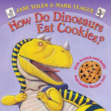 How Do Dinosaurs Eat Cookies? av Jane Yolen (Pappbok)