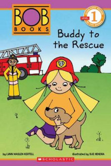 Scholastic Reader Level 1: Bob Books: Buddy to the Rescue av Lynn Maslen Kertell (Heftet)