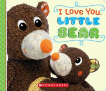 I Love You, Little Bear (Pappbok)