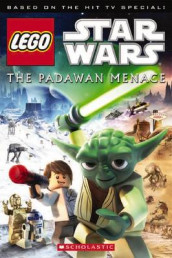 Lego Star Wars: Padawan Menace No Level av Ace Landers (Heftet)