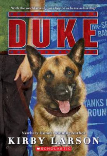 Duke (Dogs of World War II) av Kirby Larson (Heftet)