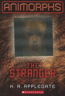 The Stranger av K a Applegate (Heftet)