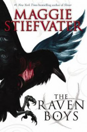 The Raven Cycle #1: The Raven Boys av Maggie Stiefvater (Innbundet)