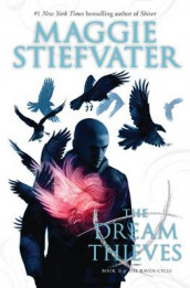 The Raven Cycle #2: The Dream Thieves av Maggie Stiefvater (Heftet)