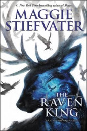 The Raven Cycle #4: The Raven King av Maggie Stiefvater (Innbundet)