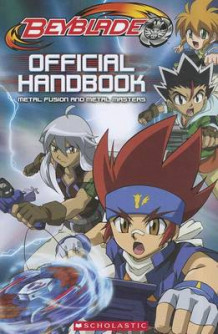 Beyblade Official Handbook: Metal Fusion and Metal Masters av Tracey West (Heftet)