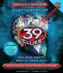 Shatterproof av Roland Smith og Inc Scholastic (Lydbok-CD)