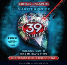 Shatterproof av Roland Smith (Lydbok-CD)