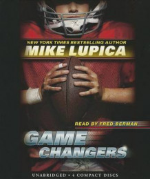 Game Changers av Mike Lupica (Lydbok-CD)