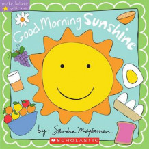 Good Morning, Sunshine av Sandra Magsamen (Innbundet)