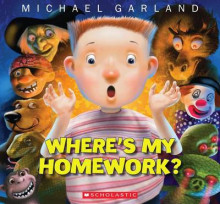 Where's My Homework? av Michael Garland (Heftet)