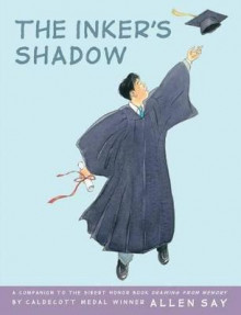 The Inker's Shadow av Allen Say (Innbundet)