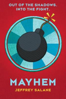 Mayhem (Lawless #3) av Jeffrey Salane (Innbundet)