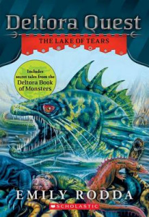 Deltora Quest #2: The Lake of Tears av Emily Rodda (Heftet)
