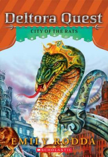Deltora Quest #3: City of the Rats av Emily Rodda (Heftet)