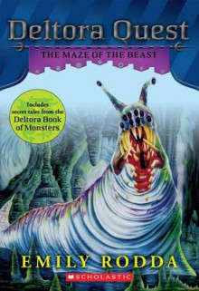 The Maze of the Beast av Emily Rodda (Heftet)