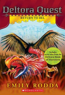 Deltora Quest #8: Return to del av Emily Rodda (Heftet)